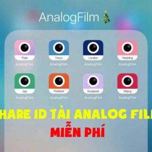share acc tai analog film